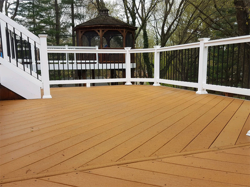 Compostite Deck Cleaning In Baltimore