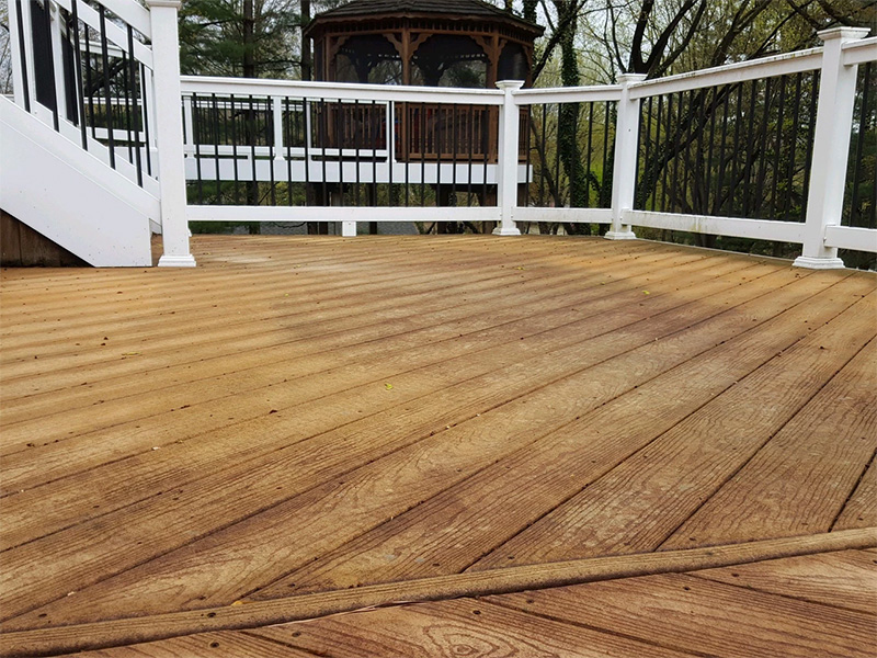 Compose Deck Cleaning In Baltimore
